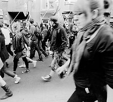 May Day Demo, Berlin 2011 by Michel Meijer