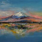 Mount Fuji by Michael Creese