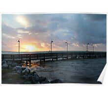 Sunrise - Florida Keys Poster