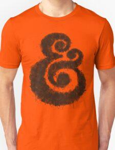 Ink Ampersand Unisex T-Shirt