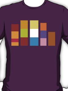 Minimalistic Scooby Doo Gang T-Shirt
