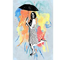 Water Color Photographic Print