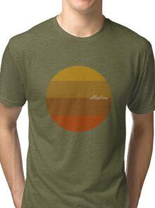 allophone sun T Tri-blend T-Shirt