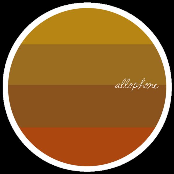allophone sun T by mkranz