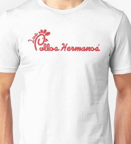 Los Pollos Hermanos & Chick-Fil-A Mashup Unisex T-Shirt