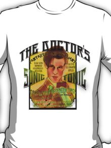 The Doctor's Sonic Tonic! T-Shirt