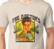 The Doctor's Sonic Tonic! Unisex T-Shirt