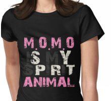 Xenosaga Momo Womens Fitted T-Shirt