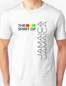 The Spirit Of Jamaica Unisex T-Shirt