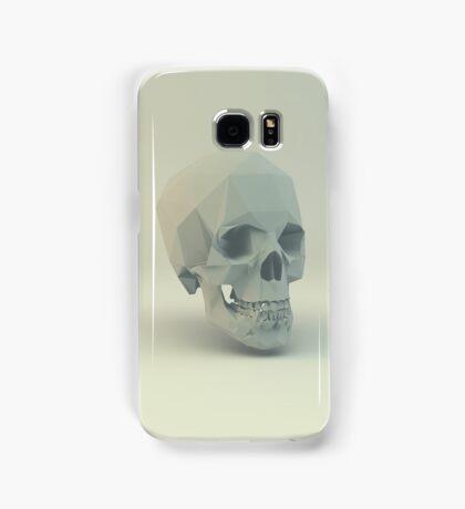Skull Low Poly Samsung Galaxy Case/Skin