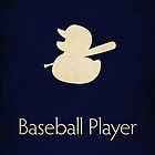 Baseball Player by SVaeth