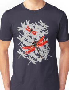 Dragonfly 2 Unisex T-Shirt