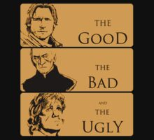 The Good, the Bad and the Ugly by Vahlia