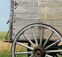 Rear Wagon Wheel by rhamm