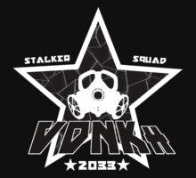 VDNKh Stalker Squad [White Version] by Prander84