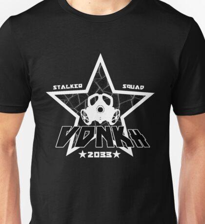 VDNKh Stalker Squad [White Version] Unisex T-Shirt