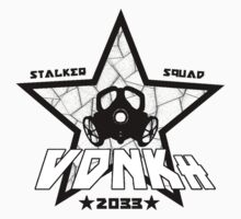 VDNKh Stalker Squad [Black Version] by Prander84