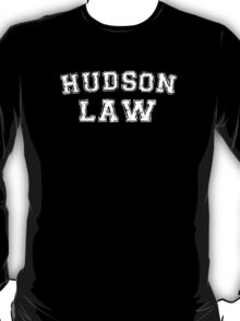 Hudson Law (Law & Order) T-Shirt