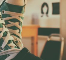 Tennis shoes Sticker