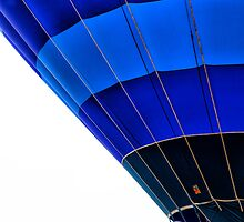 Balloon Blue by Karol Livote