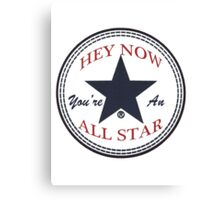 Smash Mouth - All Star Canvas Print