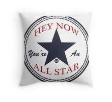 Smash Mouth - All Star Throw Pillow