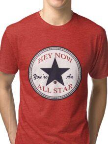 Smash Mouth - All Star Tri-blend T-Shirt