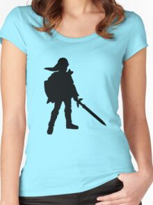 The Legend of Zelda - Link  Women's Fitted Scoop T-Shirt