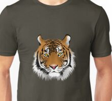 Beautiful Ferocious Sumatran Tiger Unisex T-Shirt