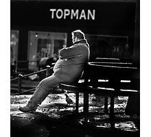 Top Men in the Town  Photographic Print