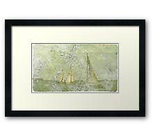 Sea Voyage  Framed Print