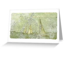 Sea Voyage  Greeting Card