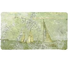 Sea Voyage  Photographic Print