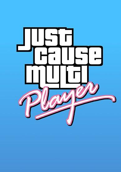 JCMP/GTA: Vice City Logo by dab88