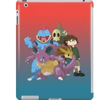 Team Hero iPad Case/Skin