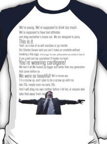 Nathan's Speech T-Shirt