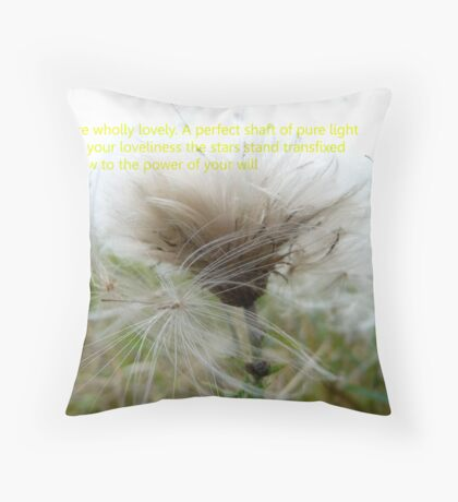 ACIM #8 You Are Throw Pillow