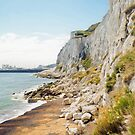 White Cliffs of Dover by Robyn Hoddell