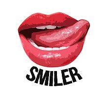 Smiler Photographic Print