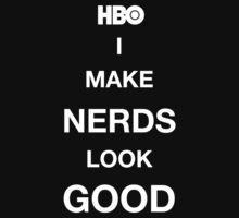 I make nerds look good by sita13