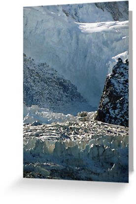 Iced keyboard by Hélène David-Cuny