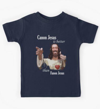 Canon Jesus Kids Tee