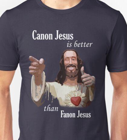 Canon Jesus Unisex T-Shirt