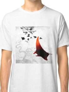 Manta Red Classic T-Shirt