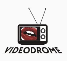 Videodrome T Shirt by ubikdesigns