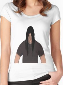 Nathan Explosion Women's Fitted Scoop T-Shirt