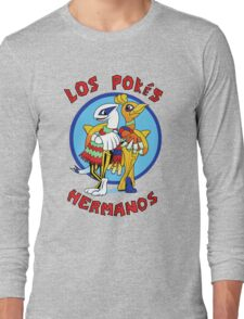 Los Pokés Hermanos Long Sleeve T-Shirt