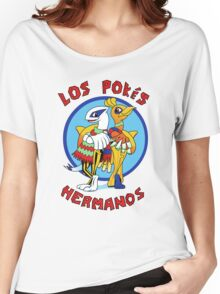 Los Pokés Hermanos Women's Relaxed Fit T-Shirt