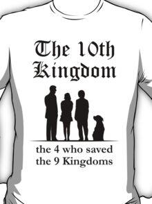 The 10th Kingdom: the 4 T-Shirt