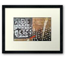 Svenks Vs. Murbar #4 Framed Print